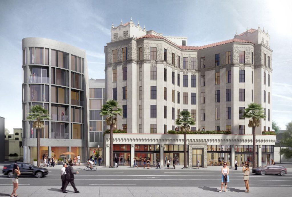 Santa Monica Proper Hotel Hamilton And Associates